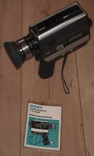SUPER-8 FILMKAMERA BAUER C8 SOUND // OBKEKTIV: NEOVARON 1,7 / 7,5-60 mm