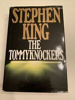 The Tommyknockers by Stephen King 1st Edition, 1st Print, Hardcover, 1987 First