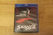 Suspiria (Blu-ray Disc, 2018) Synapse Single Disc Argento