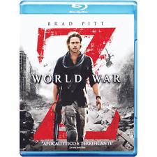 Blu Ray • World War Z Bradd Pitt ZOMBIES APOCALISSE ZOMBI ITALIANO