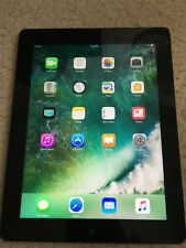 Apple iPad 4th Gen. 64GB, Wi-Fi + Cellular (AT&T), 9.7in - Black