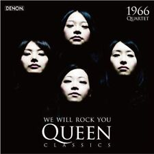 1966 QUARTET-WE WILL ROCK YOU - QUEEN CLASSICS 1966QUARTET-JAPAN CD G35