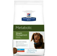 More details for hills prescription diet metabolic mini dry food with chicken for dogs 1.5kg, 6kg