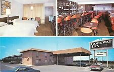 Kingsville TX~Changing Times Club @ Rodeway Inn~Bar~In Spanish~1970s Postcard