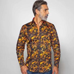 Claudio Lugli Magma Shirt Black CP6574