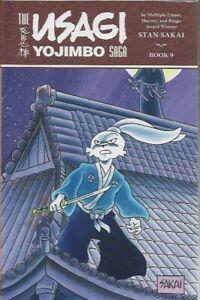 USAGI YOJIMBO SAGA BOOK 9 Graphic Novel (S)