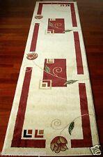 Floral Plush Carpet Rug Runner 80 x 290 - LAST RUG - LOWEST PRICE