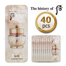 [The history of Whoo] Bichup Ja Yoon cream 1ml x 40pcs Korea Cosmetics