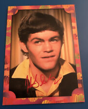 1995 THE MONKEES F2 FASCIMILE AUTO MICKY DOLENZ CORNERSTONE