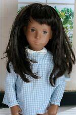 Vintage Sasha Doll 1970's Brunette Girl with Original dress TLC