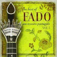 Fado - The Best Of Fado Vol.05 - Um Tesouro Portugues [CD]