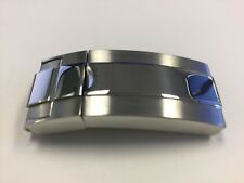 NEW HIGH QUALITY STAINLESS STEEL SAFETY CLASP FOR ROLEX GMT SUBMARINER