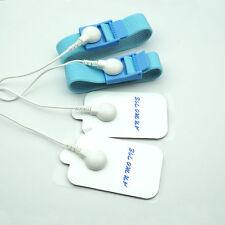 2 Pcs Sticky Pads Patch 2 Pcs Penis Ring Delay Electric Stimulation Therapy Kit