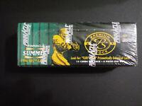 1996 Pinnacle Summit Premium Stock Football Box Factory Sealed