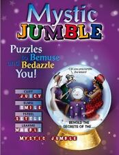 Mystic Jumble: Puzzles to Bemuse and Bedazzle You! Tribune Content Agency LLC Ve