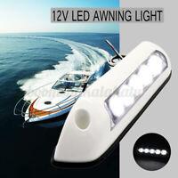 LED Awning Light 12V Angled Waterproof Exterior Caravan Door Tent Strip   boom!