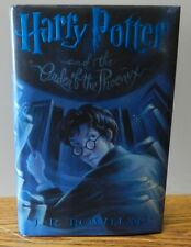 "2003 ""Harry Potter and the Order of the Phoenix"" written by J. K. Rowling 1st ed"