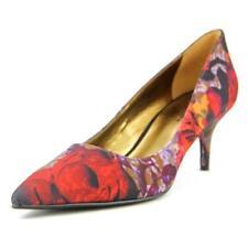 Zapatos de tacón de mujer Nine West de lona