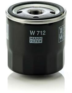 Mann-filter Oil Filter W712 fits MORRIS MINI  850
