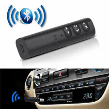 Handsfree Wireless Mini AUX Car Bluetooth Receiver Speaker Music Audio Adapter