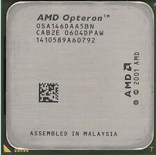 Socket 939  AMD CPU Opetron 146 2000MHZ  OSA146DAA5BN