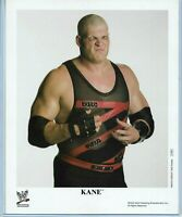 WWE KANE P-836 OFFICIAL LICENSED AUTHENTIC ORIGINAL 8X10 PROMO PHOTO VERY RARE