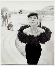Photo Huth Walde - Dior Paris 1955 -