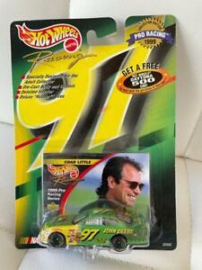 Mattel Hot Wheels Pro Racing 1999 collector's edition #97 Chad Little John Deere
