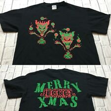 INSANE CLOWN POSSE ICP Christmas T Shirt MERRY XMAS M 90s Psychopathic VTG Tour