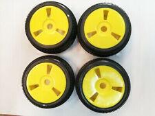 VP-Pro Turbo Traxx Medium-Flexx Gomme 1:8 Buggy (4) - Set Completo 4 Ruote