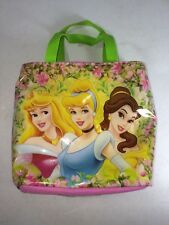 Disney Princesses Insulated School Lunch Bag Box Tote - Nice!