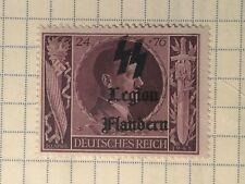 Germany (SS LEGION FLANDERN) WWII-GERMAN OCC. 24+76 Rpf.  MNH Priv. issue /s1