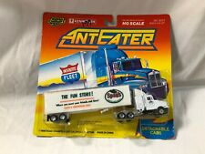 1/64 scale model Road Champs Ant Eater Semi Truck&Trailer Spag's store Kenworth