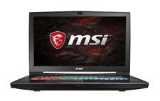 MSI GT73EVR 7RF Titan Pro 17.3″ FHD i7 7700HQ 16GB RAM 1TB HD 256GB SSD GTX 1080