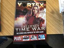 DOCTOR DR WHO BIG FINISH MAGAZINE - VORTEX - ISS #108 FEB 18 GALLIFREY TIME WAR!
