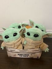 "Star Wars Mandalorian The Child 8"" Plush Baby Yoda Doll Mattel GWH23 IN HAND"