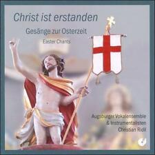 Christ ist erstanden Chants de Pâques, New Music
