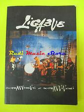 SPARTITO LUCIANO LIGABUE Sopravvissuti e sopravviventi 1994 CARISCH cd mc dvd lp