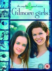 Gilmore Girls - Season 2 [DVD] [2006] - DVD  QKVG The Cheap Fast Free Post