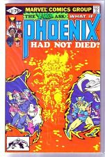 What If #27 X-Men Asks What If Phoenix Had Not Died? Marvel Comic Book ~ Fn