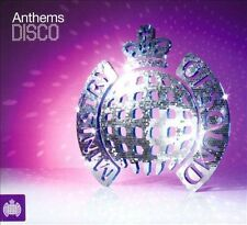 Dance & Electronica Compilation Disco Box Set Music CDs