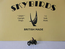 Skybirds Reproduction Motorcycle Despatch Rider.