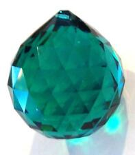 30mm Swarovski Strass Emerald Green Crystal Ball Prisms Wholesale Cci
