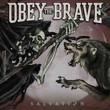 OBEY THE BRAVE - Salvation CD Despised Icon Stick To Your Guns The Ghost Inside