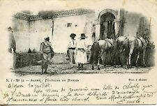 POSTCARD / CARTE POSTALE / ALGERIE / ALGER FONTAINE DU HAMMA