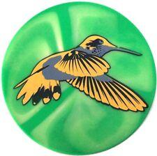 Green Silicone Multicolor Hummingbird Table Trivet Table Decor Table Mat