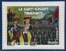 TIMBRE FRANCE AUTOADHESIF 2011 N° 0583A NEUF ** Saint Vincent tournante