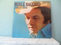 Merle Haggard - Ramblin' Fever - 1977 - MCA - Vinyl LP EXCELLENT CONDITION!!!