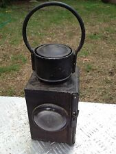 Antique NSWGR Industrial Railroad Railway Transportation Kerosene Lamp Lantern