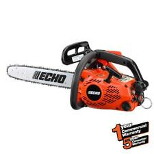 Echo Chainsaw 2 Stroke Cycle Engine Gas Automatic Adjustable Oiler 30.1cc 14 in.